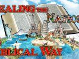 HEALING THE NATIONS THE BIBLICAL WAY – OIL OF OREGANO, TEA TREE OIL,  STOP SMOKING REMEDY, GARLIC