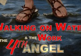 LATTER RAIN: WALKING ON WATER AND THE FOURTH ANGEL'S MESSAGE