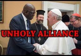 POPE FRANCIS & GANOUNE DIOP: UNHOLY ALLIANCE, THE ECUMENICAL AGENDA, & JESUIT NWO