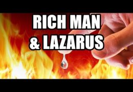 RICH MAN & LAZARUS: ABRAHAM'S BOSOM, RISING FROM THE DEAD, & HELL (PARABLE EXPLAINED)