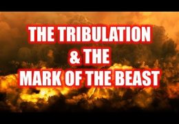 TRIBULATION, THE TIME OF TROUBLE, THE PASSOVER, & THE MARK OF THE BEAST