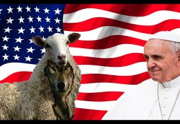 Why the PAPACY, AMERICA, and the ANTICHRIST are connected in BIBLE PROPHECY…..Revelation 13 pt 1